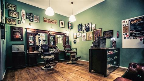 Holy Tiger Barbershop Making Of - YouTube