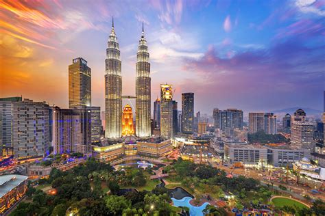 Kuala Lumpur Attractions by Areas - What to See in Kuala