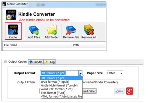Top 5 Methods to Convert A Kindle eBook to PDF in Online