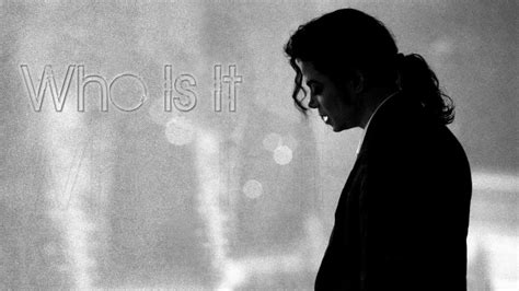 [Full HD] Michael Jackson - Who Is It [A Capella] - YouTube