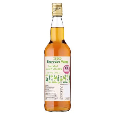 Tesco Everyday Value Whisky 70Cl - Groceries - Tesco Groceries