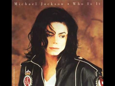 Michael Jackson Who Is It (Brothers in Rhythm House Mix