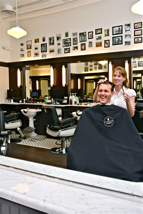 The Reigning Champ of Barber Shops in Austin, TX – Finley
