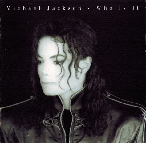 Michael Jackson - The Who Is It Remixes (CD) at Discogs